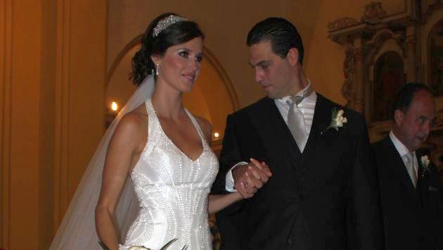 Maju en su boda 27594