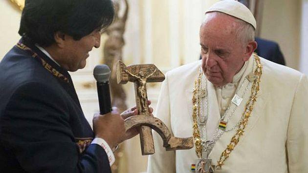Nuevo error misándrico del papa Francisco: culpa al putero 424207