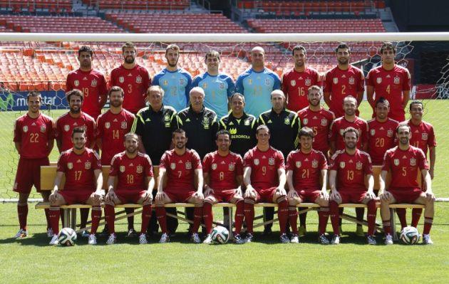 Hilo de la selección de España (selección española) 41720