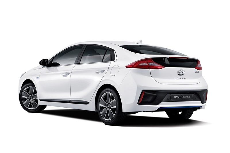 2016 - [Hyundai] Ioniq - Page 3 Hyundai-ioniq