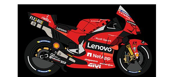 """MOTO GRAND PRIX D""""ALLEMAGNE - Page 2 Ducati"""