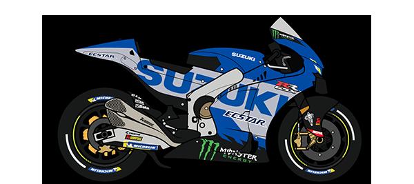 """MOTO GRAND PRIX D""""ALLEMAGNE - Page 2 Suzuki"""