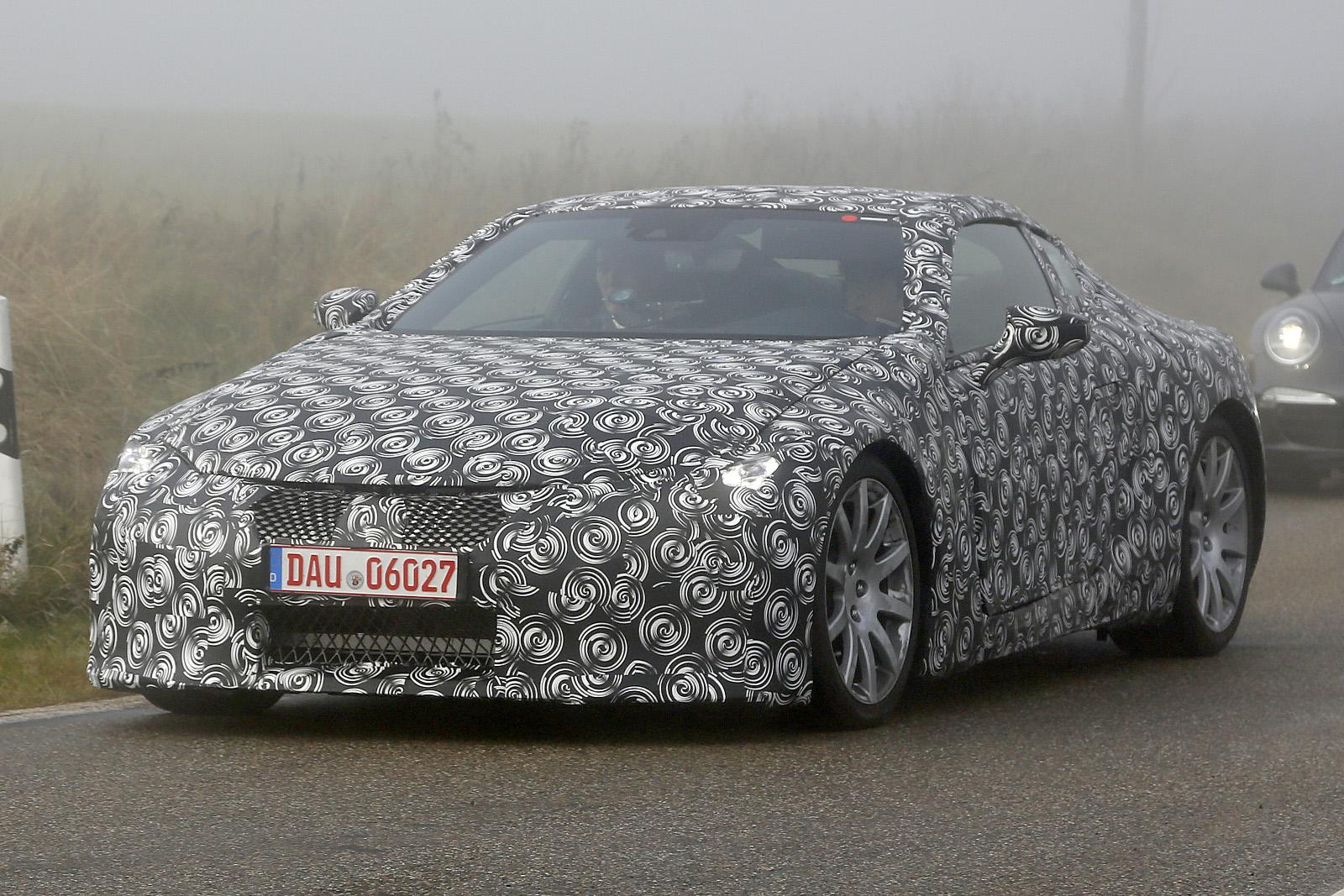2016 - [Lexus] LC 500 00