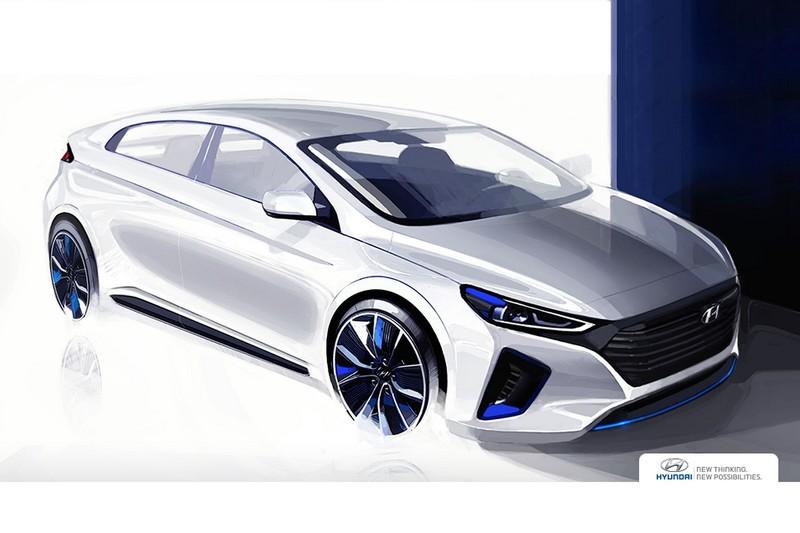 2016 - [Hyundai] Ioniq - Page 3 Hyundai-ioniq-teaser