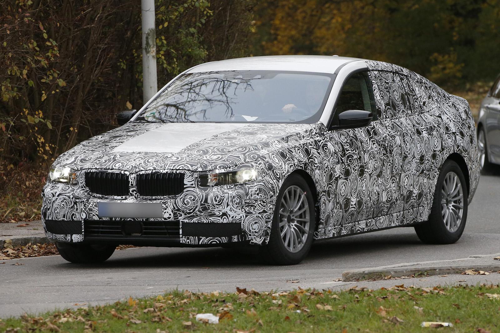 2017 - [BMW] Série 6 GT (G32) 00