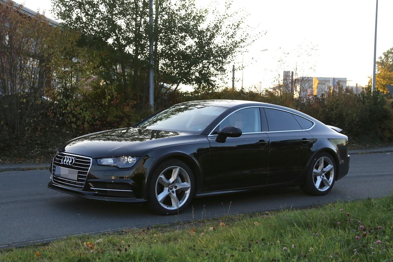 2017 - [Audi] A7 Sportback II 00