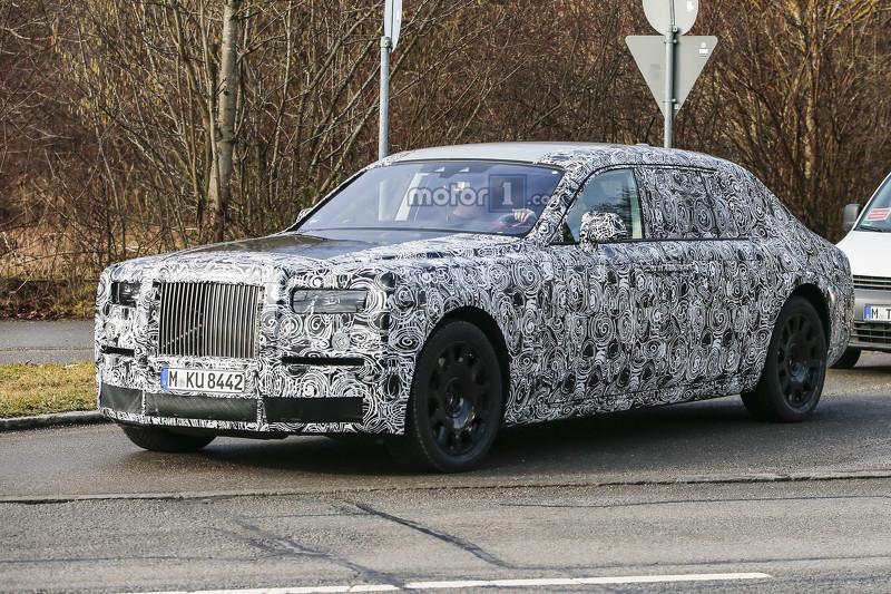 2017 - [Rolls Royce] Phantom Rolls-royce-phantom-spy-photo