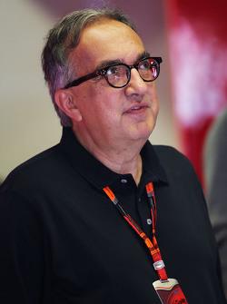 Le retour d'Alfa Romeo en sport auto reste étudié par Ferrari    F1-italian-gp-2015-sergio-marchionne-ferrari-president-and-ceo-of-fiat-chrysler-automobile