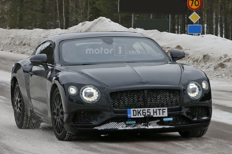 2017 - [Bentley] Continental GT 00