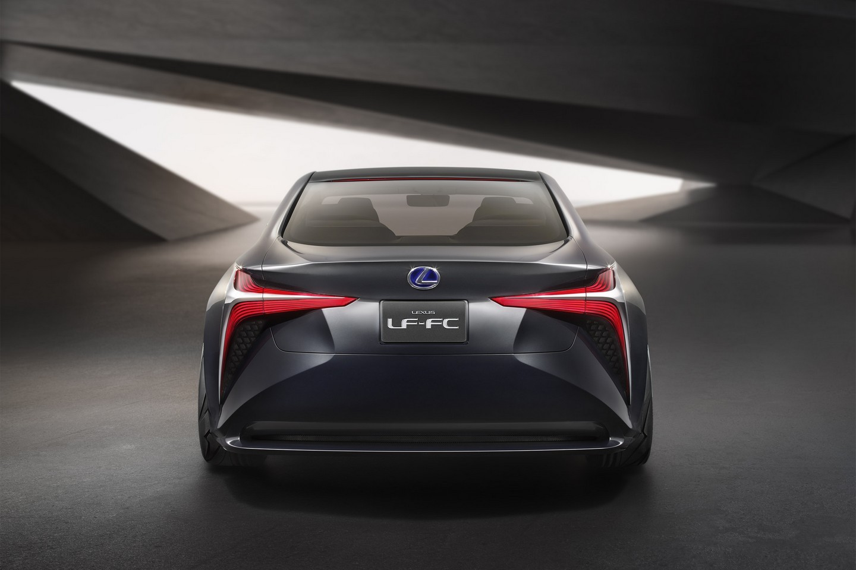 2016 - [Lexus] LS  00