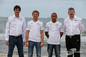¿Cuánto mide Nico Rosberg? - Altura - Real height S3_1