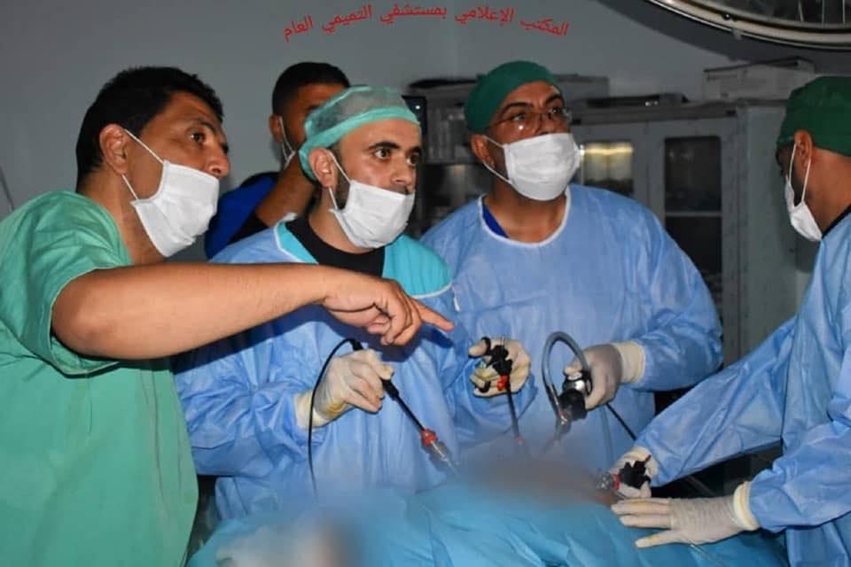 إجراء 5 عمليات جراحية في مستشفى التميمي غرب طبرق UBHnk6gelh8WiwttPQEj