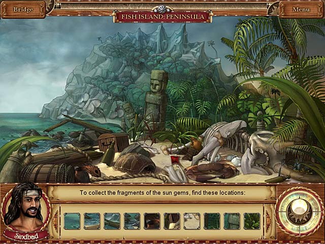 1001 Nights: The Adventures of Sindbad Screen2