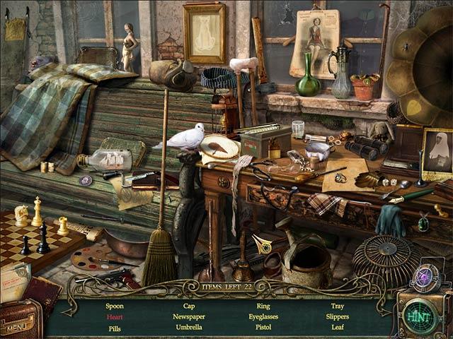 mystic - The Agency of Anomalies 1: Mystic Hospital Screen1