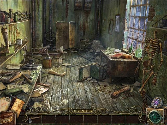 mystic - The Agency of Anomalies 1: Mystic Hospital Screen2