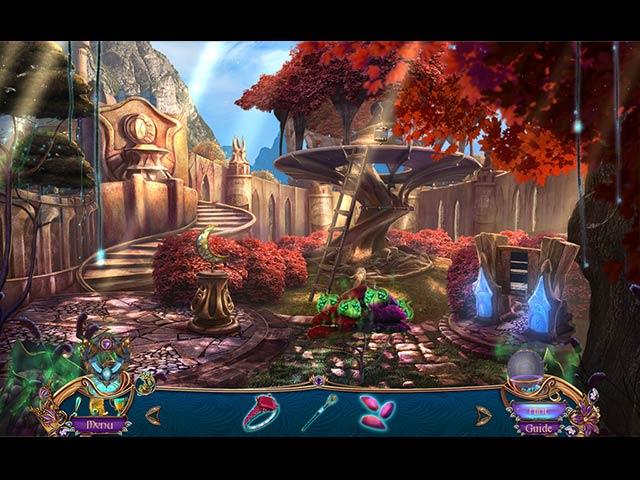 Amaranthine Voyage 7: Legacy of the Guardians Screen1