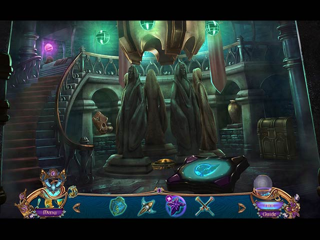 Amaranthine Voyage 7: Legacy of the Guardians Screen3