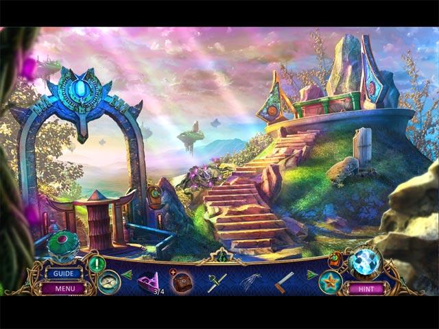 Amaranthine Voyage 4: The Obsidian Book Screen2