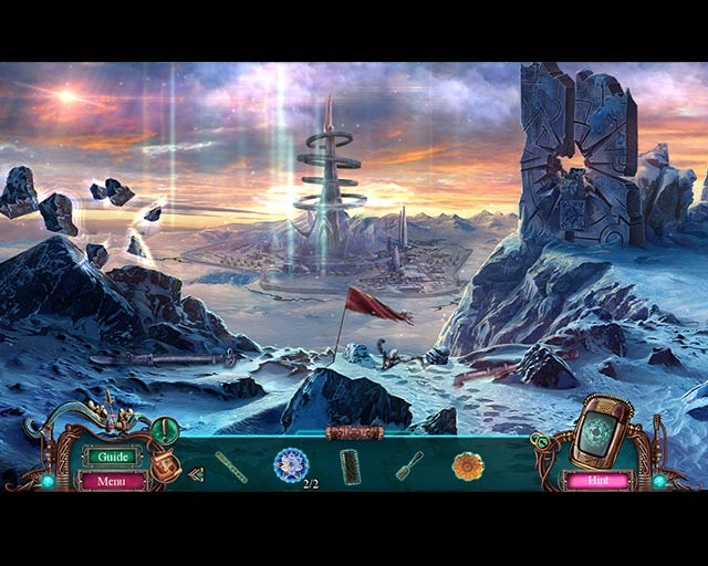 Amaranthine Voyage 6: Winter Neverending Screen1