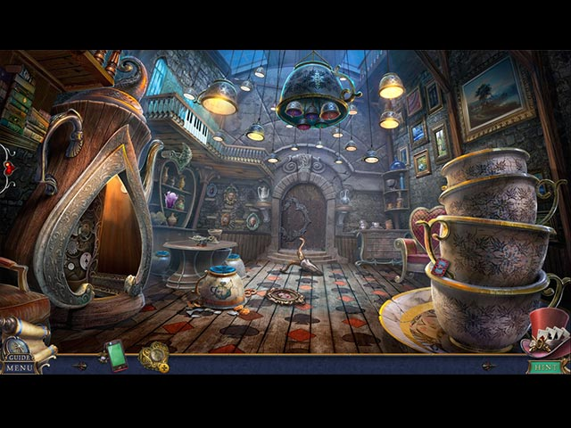 Bridge to Another World 3: Alice in Shadowland Screen1