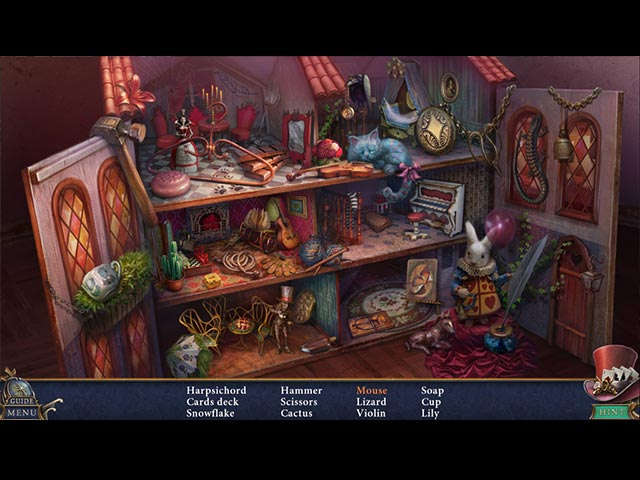 Bridge to Another World 3: Alice in Shadowland Screen2