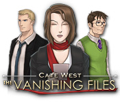Cate West 1: The Vanishing Files Cate-west-the-vanishing-files_feature