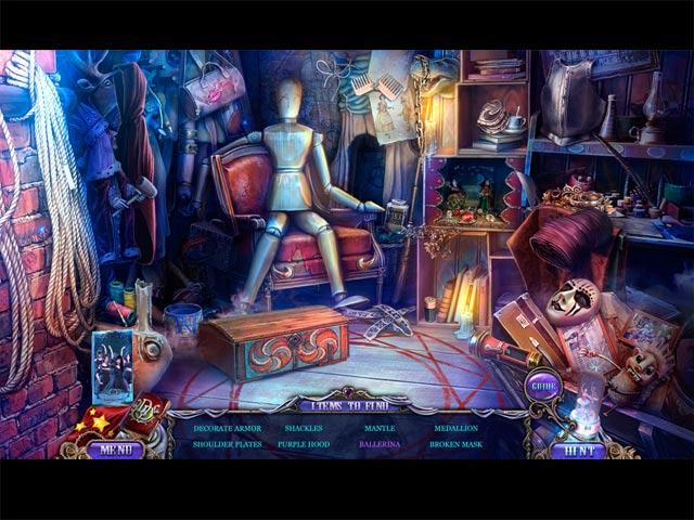Dark Dimensions 6: Shadow Pirouette Screen2