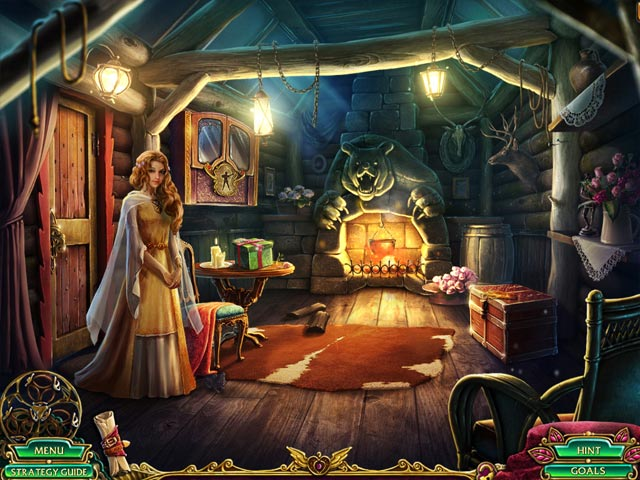 Dark Strokes 2: The Legend of the Snow Kingdom Screen1