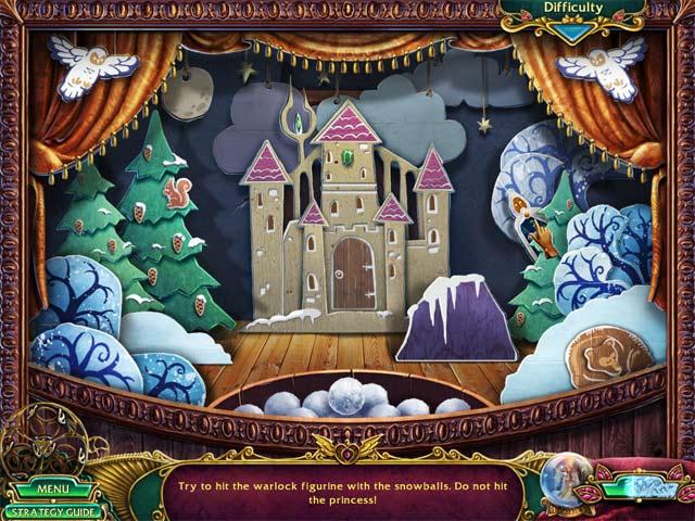 Dark Strokes 2: The Legend of the Snow Kingdom Screen3