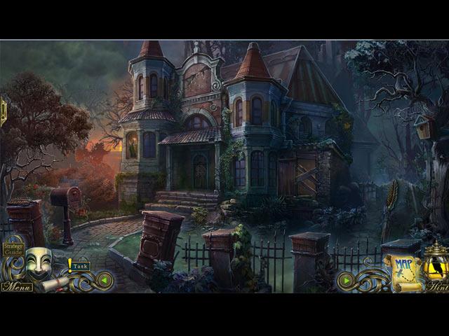 Dark Tales 11: Edgar Allan Poe's Lenore Screen1