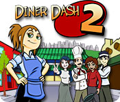 Diner Dash 2: Restaurant Rescue Dinerdash2restaura_feature