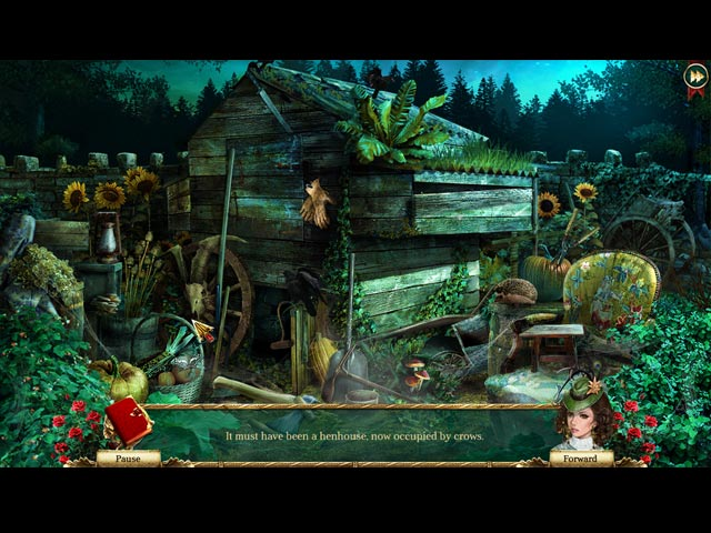 Forgotten Places 2: Regained Castle Screen2