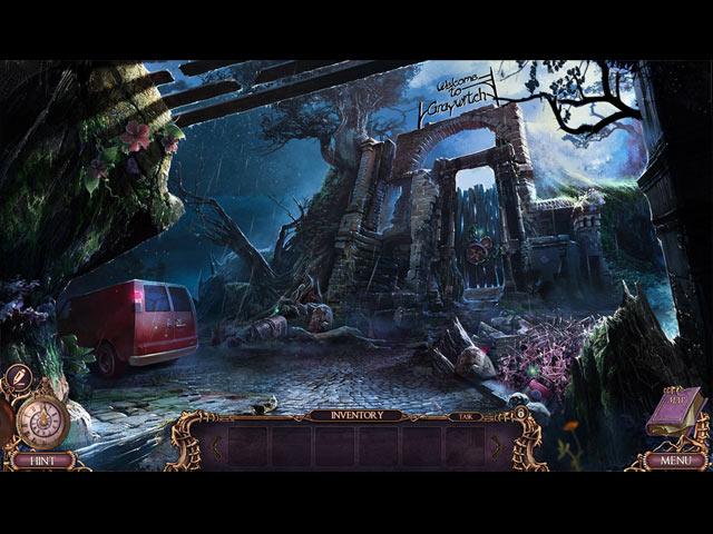 Grim Tales 12: Graywitch Screen1