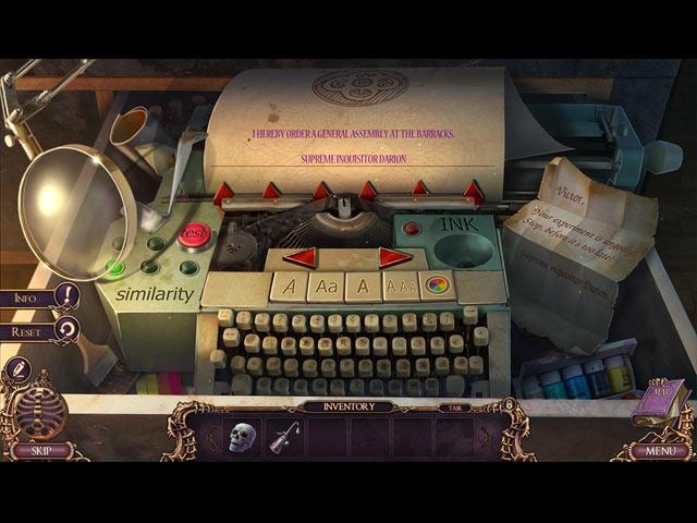 Grim Tales 12: Graywitch Screen3