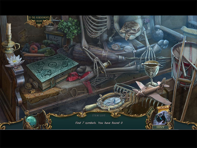 Haunted Legends 6: The Dark Wishes Screen1