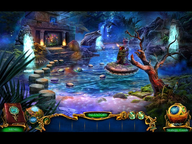 Labyrinths of the World 5: Secrets of Easter Island Screen1