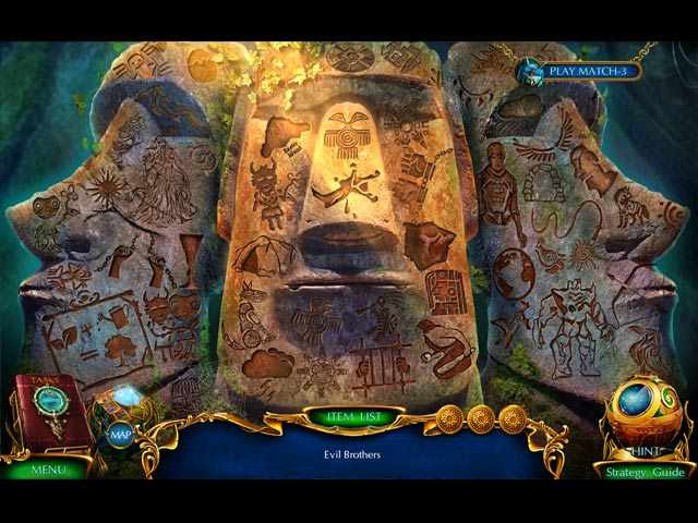 Labyrinths of the World 5: Secrets of Easter Island Screen2