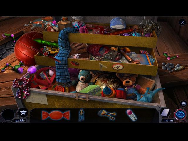 Maze 3: Nightmare Realm Screen2