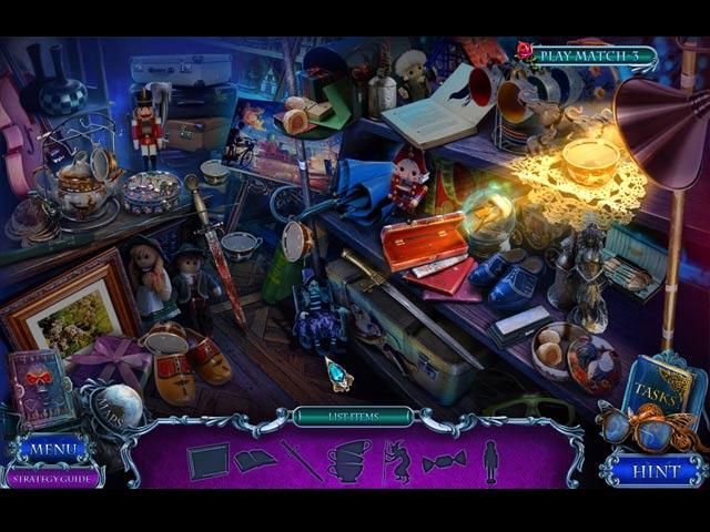 Mystery Tales 5: Eye of the Fire Screen2