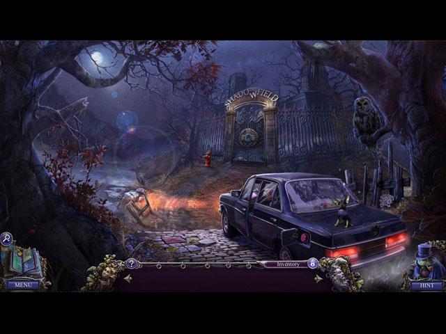 Mystery Trackers 13: Memories of Shadowfield Screen1