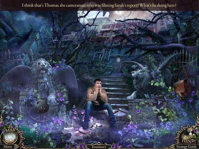Mystery Trackers 3: Black Isle Screen2