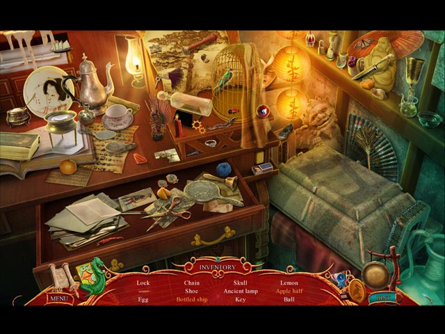 Myths of the World 1: Chinese Healer Screen1