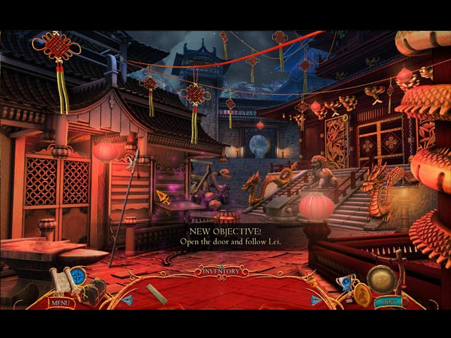 Myths of the World 1: Chinese Healer Screen2