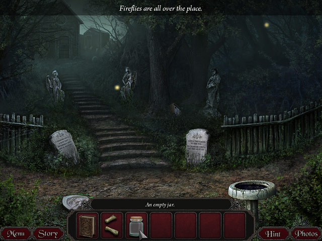 Nightmare Adventures 1: The Witch's Prison Screen1