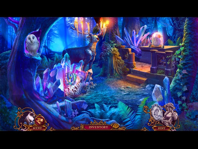 Ominous Objects 2: Phantom Reflections Screen1