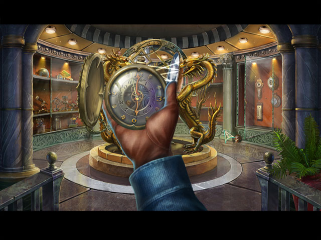 Redemption Cemetery 7: Clock of Fate Screen1