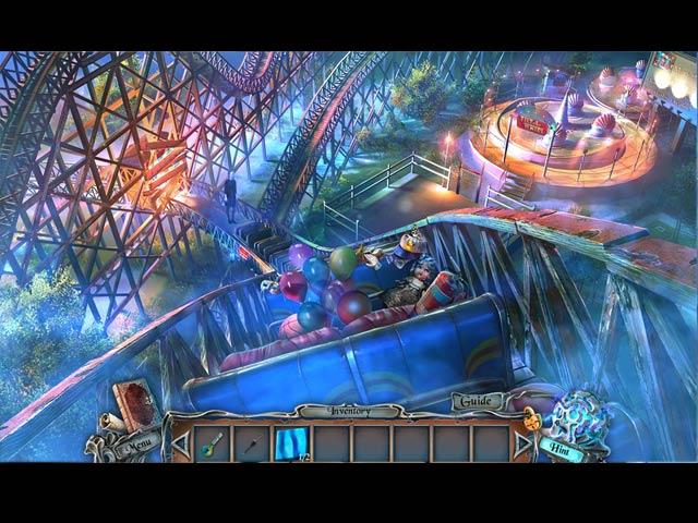 Sable Maze 4: Twelve Fears Screen1