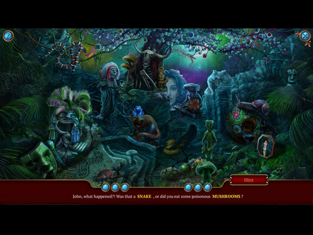 Stranded Dreamscapes 3: Deadly Moonlight Screen2