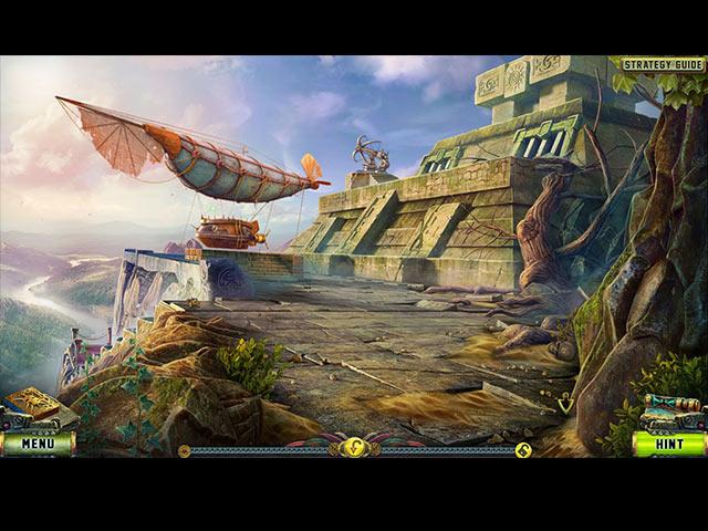 The Legacy 1: Forgotten Gates Screen1