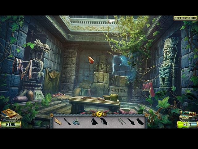 The Legacy 1: Forgotten Gates Screen2